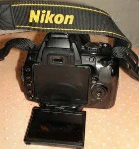 Nikon d5000 body (тушка)