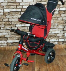 Велосипед LEXUS TRIKE 950DW надувные колёса