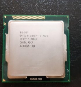 Intel core i3-2120 3.30 GHZ