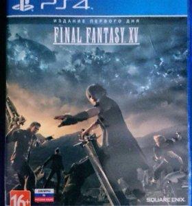 Продам Final Fantasy 15