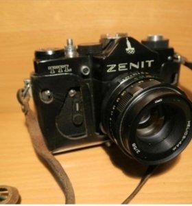 Фотоаппарат Зенит TTL (зенит ттл )