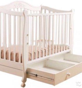 Детская кроватка Моника