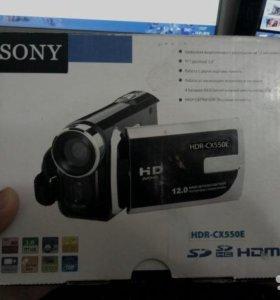sony cx550e