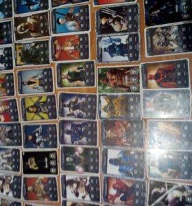 Мортолкомбот карточки 60 штук