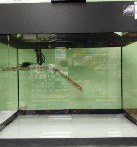 Террариум для черепах 30 литров.