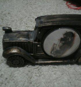 Фото рамка види машины