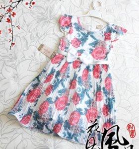 Новое Платье шифон