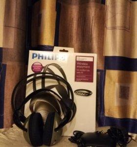 Новые Наушники Philips SHC2000