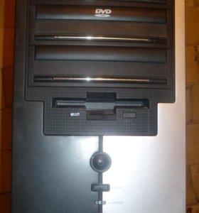 Системник 2,5 GHz/2Gb DDR 2-3200/80 Gb/256 Mb