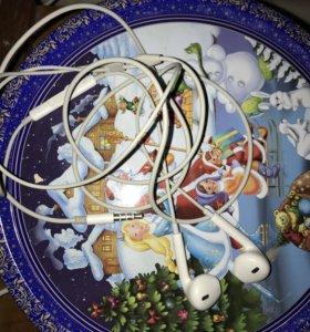 Apple EarPods Оригинальные наушники