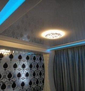 Натяжные потолки (гарантия и качество)