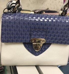 Новая сумка Leo Ventoni
