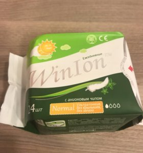 Ежедневные прокладки WinIon