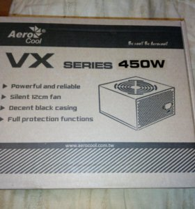 Блок питания AeroCool 450w
