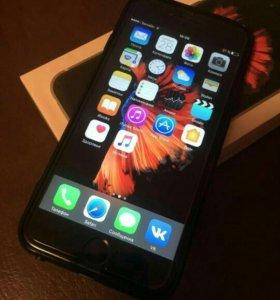iPhone 6s 16gb + чехол