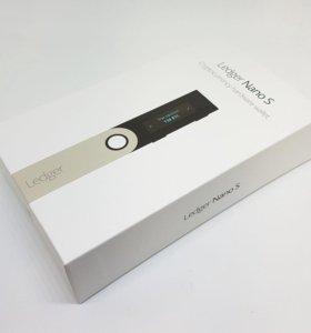 Ledger nano S новый