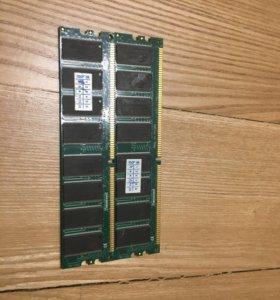 Оперативная память Ddr 400