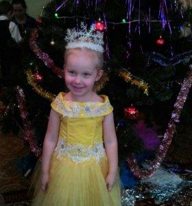 Платье 3-5 лет