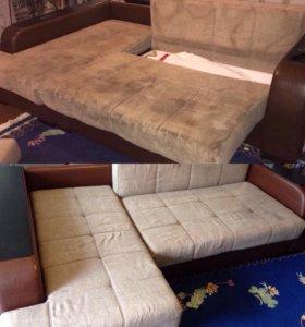 Химчистка на Дому Мягкая мебель/ковры/матрасы/авто