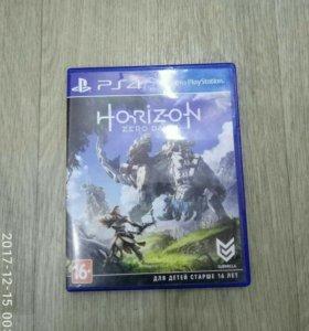 Игра для Ps4' Horizon zero dawn