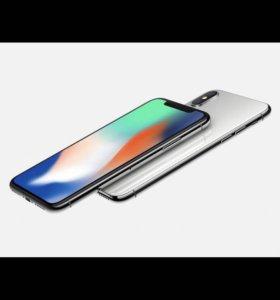 Новый iPhone X 64