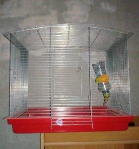 Клетка для шиншил/попугая