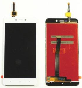 Дисплей Xiaomi Redmi 4A в сборе с тачскрином
