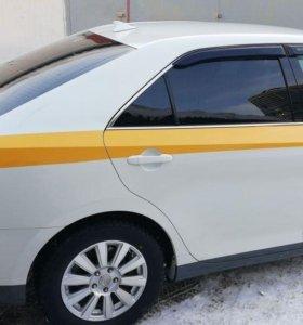 Оклейка Авто по ГОСТ для работы в такси