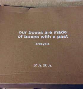 Мужские брюки Zara с биркой