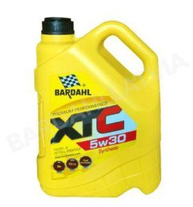 Моторные масла Bardahl motor