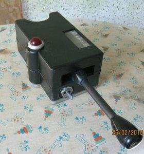 Контроллер-автомат на ЛиАЗ-677