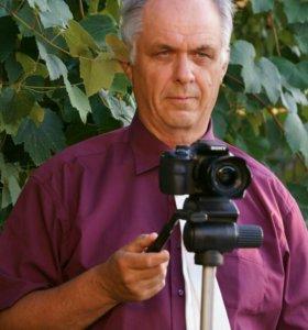 Видеооператор, фотограф.