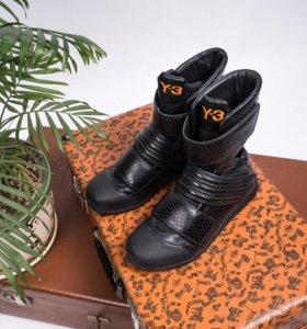 кроссовки Y-3 adidas Yamamoto оригинал кеды сникер