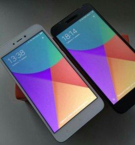 Xiaomi Redmi Note 5A 2/16, новый + Карта 32 гб