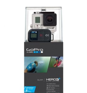 НОВАЯ GoPro Hero 3+ Black Edition
