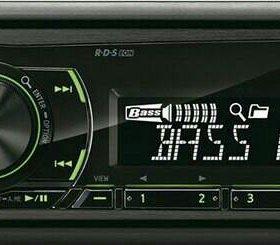 Alpine UTE-81R, USB-MP3/FM/AUX ресивер