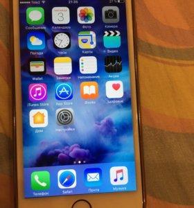 iPhone 6s gold rose 32gb