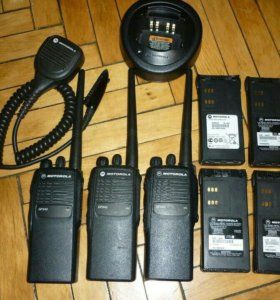 Рации(радиостанции)профессиональные motorola