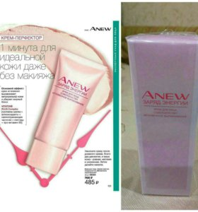 Крем для лица Avon ANEW