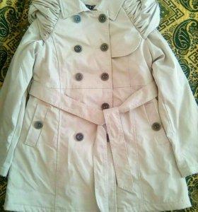 Пальто детское