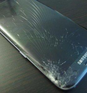 Замена дисплея и стекла на телефоне Samsung