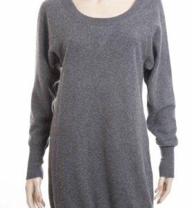 Кашемировое платье Aqua Cashmere