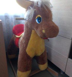 """Качалка для детей """"Лошадка"""""""