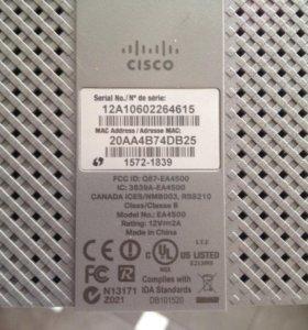 Wi-FI CISCO Linkys EA 4500