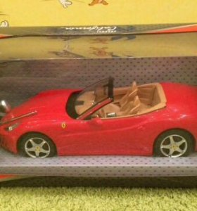 Ferrari на пульте управления
