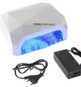 УФ лампа. Гибрид (CCFL(УФ) +LED)