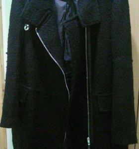 Пальто. Большой размер.