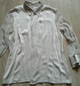 Блузка шелк натуральный