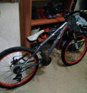 Велосипед KHS dj 24