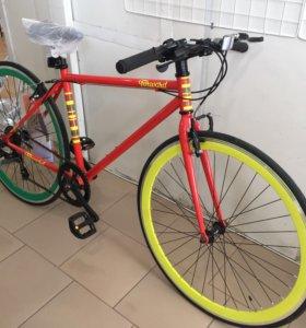 Велосипед для трассы